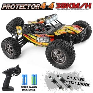 HAIBOXING RC Car 4WD Remote Control Truck