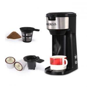 MEROUS Single Serve Coffee Maker Compact Design