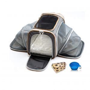 PETYELLA Luxury Pet Carrier