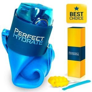 Perfect Hydrate Collapsible Water Bottle