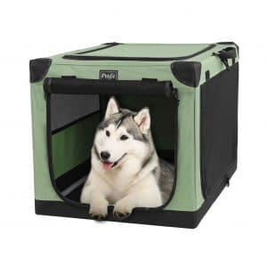 Petsfit Portable Soft Collapsible Dog Crate