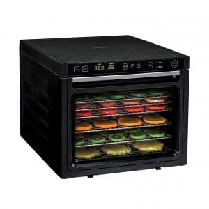 Rosewill Food Dehydrator Machine with Fast Drying Fans