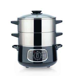Secura 2-Tier Stainless Steel Food Steamer