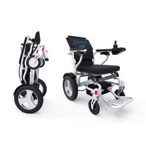 Sentire Med Forza D09 Deluxe Fold Foldable Wheel Chair