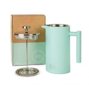 Sower and Seed French Press Coffee Maker