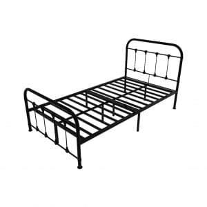 Supbed Metal Bed Frame Twin