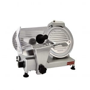 BESWOOD 10-inch Premium 240W Food Slicer