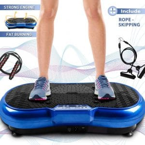 Bigzzia Vibration machines with Rope Skipping