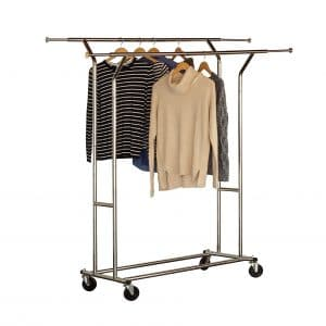 Deco Brothers Supreme Commercial Grade Clothes Rack