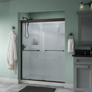 Delta Shower Door