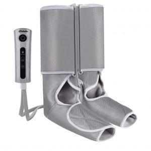 EAshuhe Leg Air Massager Foot 3 Modes 3 Intensities