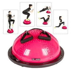 PEXMOR Yoga Half Ball Trainer for Core Training