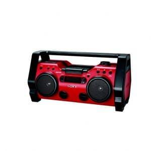 Sony Portable Heavy-duty Radio Boombox