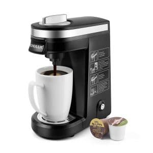 CHULUX Single Serve Coffee Maker Machine