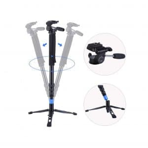 DIGIANT Professional Video Monopod – MP-3606