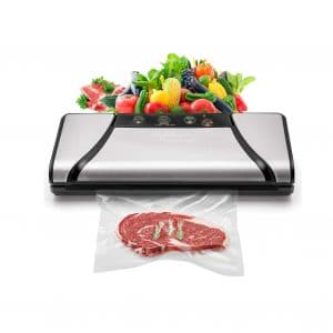 Fresh World 4-in-1 Automatic Food Vacuum Sealer