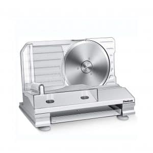 Siontech 7.5 Inches Stainless Steel Blade Food Slicer