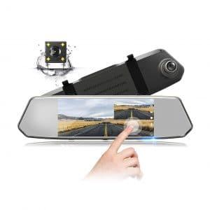 TOGUARD Backup Camera 7-Inch