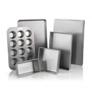 USA Pan Bakeware 6-Piece Set