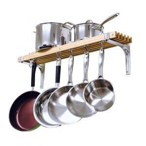 Cooks Standard Wall Mounted Pot Rack