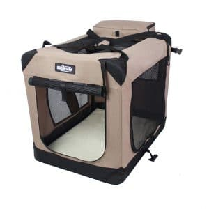 EliteField Folding Dog Crate