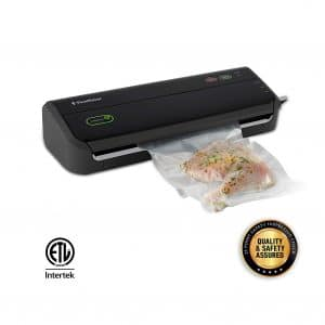 FoodSaver FM2000 Safety Certified Vacuum Sealer Machine