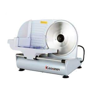 Kitchener 9-Inch Professional Electric Food Slicer