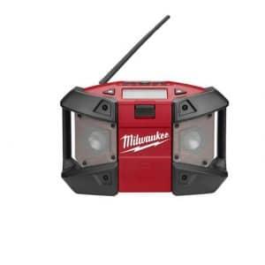 Milwaukee Cordless Job-Site Radio