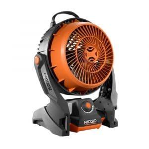 Ridged GEN5X 18-Volt Hybrid Cordless Fan