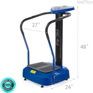 SKEMIDEX Slim Full Body Vibration Platform