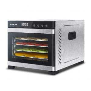 COSORI Dehydrator Machine with Mesh Screen – 2 Year Warranty