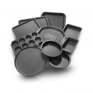 ChefLand Non-Stick 10-Piece Bakeware Set