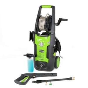 Greenworks 1700 Pressure Washer