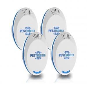 Premium Ultrasonic Pest Defender