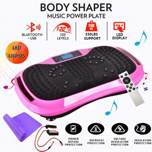 Reliancer Built-in Music Player Fitness Vibration Platform