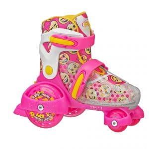 Roller Derby Roll Adjustable Girl's Fun Roller Skate