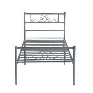 SimLife Stable Metal Frame Bed