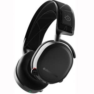 SteelSeries Arctis 7 - Lossless Wireless Gaming Headset with DTS Headphone-X v2.0 Surround - For PC and PlayStation 4