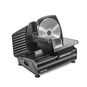 Chefman Die-Cast Electric Food Slicer