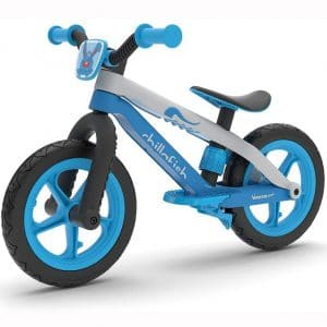 Chillafish Bmxie²- BMX-Styled Toddler Balance Bike with Integrated Footrest & Footbrake