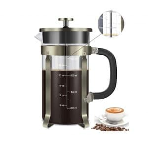 Homost French Press Coffee Maker