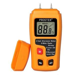 Damp Tester Dampness Meter For Wood