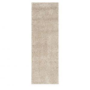 6. Safavieh California Premium SG151-1313 Shag Collection Beige Rug