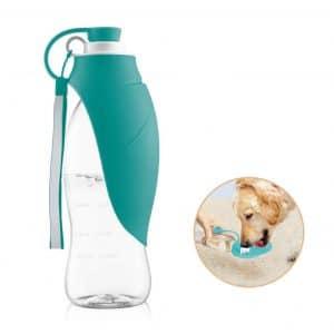 perpets 20 OZ Dog Water Bottles, Lightweight design