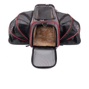 Petpeppy Premium Pet Carrier and Crate