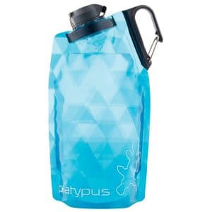 PLATYPUS DUOLOCK SOFTBOTTLE COMPACT FLEXIBLE WATER BOTTLE TASTE-FREE BPA FREE