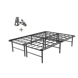 45MinST 16-Inch SmartBase Mattress Bed Frame