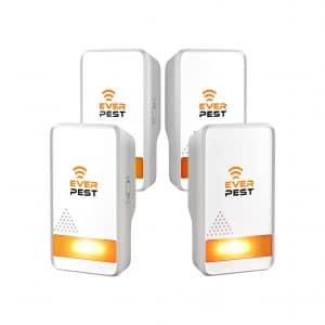 Ever Pest Control Ultrasonic Repellent