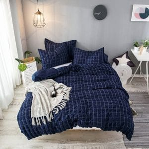 Lausonhouse Cotton Duvet Cover Set