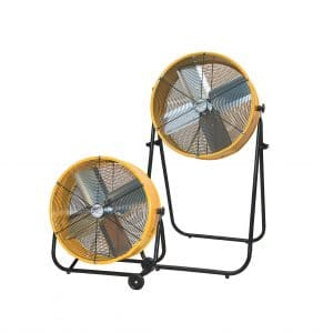 MaxxAir 24-Inch 2-in-1 Portable Air Circulator, BF24TF2N1